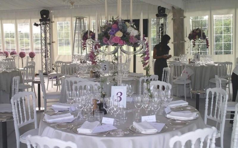 Noleggio di attrezzature per matrimoni ed eventi